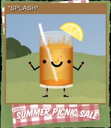 Summer Picnic Sale Card 05