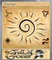 The fall of gods Foil 3