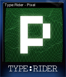 TypeRider Card 9