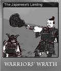 Warriors' Wrath Foil 7
