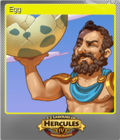 12 Labours of Hercules IV Mother Nature Foil 1