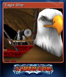 A Sirius Game Card 3