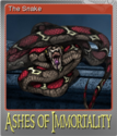Ashes of Immortality Foil 1