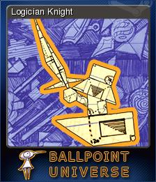 Ballpoint Universe Infinite Card 09