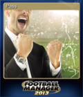 Football Manager 2013 Pass