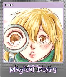 Magical Diary Foil 1