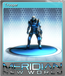 Meridian New World Foil 1