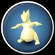 Minimon Badge 5