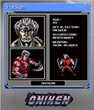 Oniken Foil 8