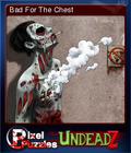 Pixel Puzzles UndeadZ Card 08