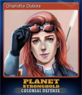 Planet Stronghold Colonial Defense Card 1