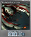 Sins of a Solar Empire Rebellion Foil 12