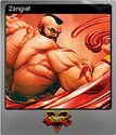Street Fighter V Foil 15