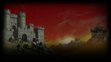 Stronghold Kingdoms Background Burning Hills