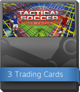 Tactical Soccer The New Season Booster Pack