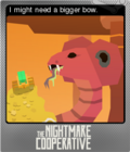 The Nightmare Cooperative Foil 06