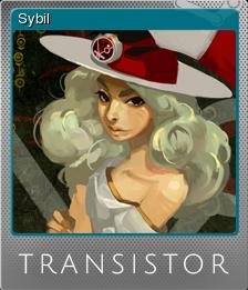 Transistor Card 01 Foil