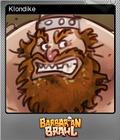 Barbarian Brawl Foil 5