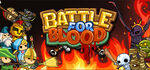 Battle for Blood - Epic battles within 30 seconds! Logo