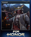 For Honor Card 06