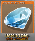 Hamilton's Great Adventure Foil 8