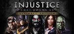 Injustice Gods Among Us Ultimate Edition Logo