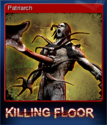 Killing Floor Card 10