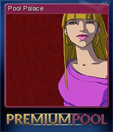 Premium Pool Card 4