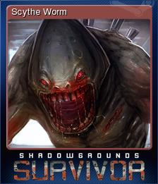 Shadowgrounds Survivor Card 6