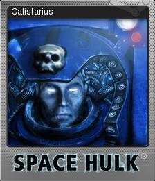 Space Hulk Foil 2
