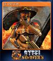 Z Steel Soldiers Card 10