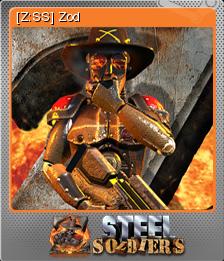 Z Steel Soldiers Foil 10