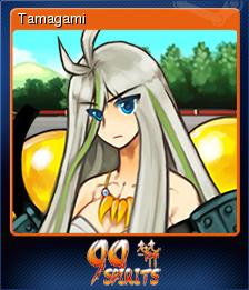 99 Spirits Card 07