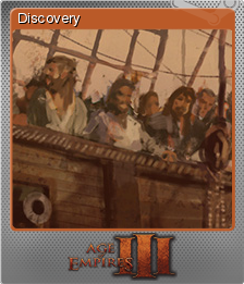 Age of Empires III - Discovery | Steam Trading Cards Wiki | FANDOM