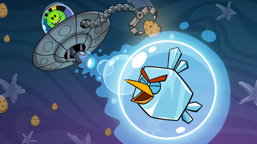 Angry Birds Space Artwork 2