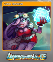 Awesomenauts Foil 3