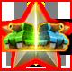 BATTLE PIXELS Badge 3