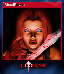 BloodRayne Card 5