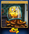 Cat on a Diet Card 2