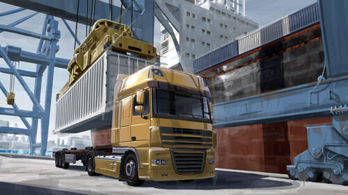 Euro Truck Simulator 2 Artwork 3