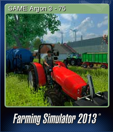 Farming Simulator 2013 Card 2