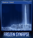 Frozen Synapse Card 1