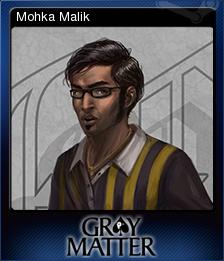 Gray Matter Card 7