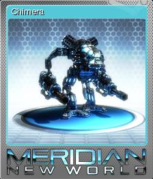 Meridian New World Foil 2