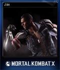 Mortal Kombat X Card 1