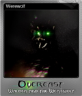 Overcast - Walden and the Werewolf Foil 2