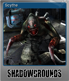 Shadowgrounds Foil 5