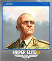 Sniper Elite 3 Foil 9