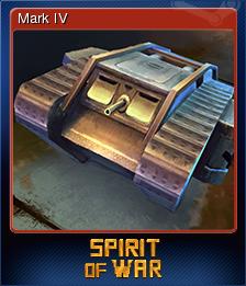 Spirit Of War Card 5