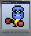 Super Blue Fighter Foil 1